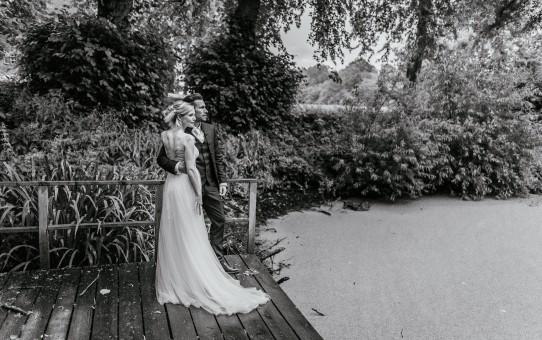 Kim-Sarah Brandts hat geheiratet. © Oliver Reetz 2019